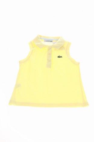 Μπλουζάκι αμάνικο παιδικό Lacoste