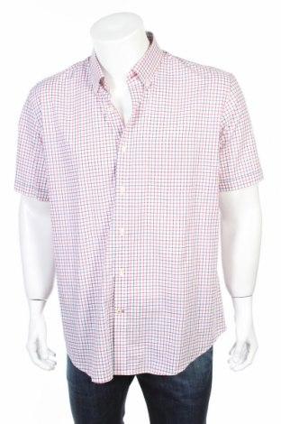 Мъжка риза Cortefiel, Размер S, Цвят Многоцветен, Памук, Цена 10,96лв.