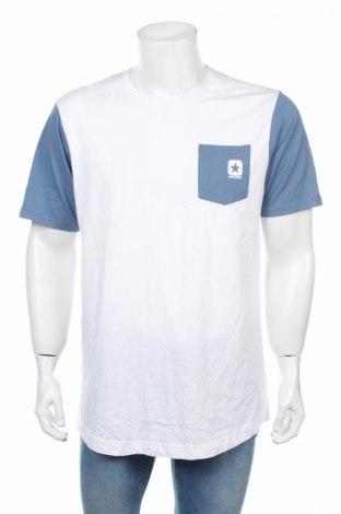 Męski T-shirt Converse