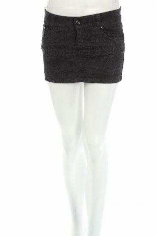 Пола Zara Trafaluc, Размер S, Цвят Черен, 97% памук, 3% еластан, Цена 4,94лв.