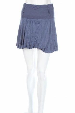 Φούστα, Μέγεθος S, Χρώμα Μπλέ, 95% βισκόζη, 5% ελαστάνη, Τιμή 3,88€