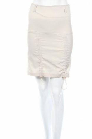 Пола Apsen, Размер S, Цвят Бежов, 67% памук, 30% полиестер, 3% еластан, Цена 7,48лв.