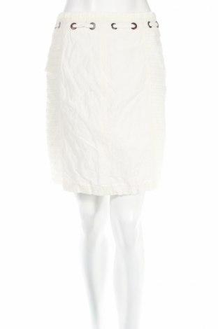 Пола Biba, Размер S, Цвят Бял, Цена 6,88лв.
