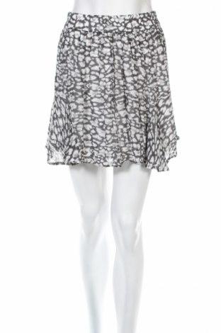 Пола Gina Tricot, Размер L, Цвят Сив, Вискоза, Цена 4,75лв.