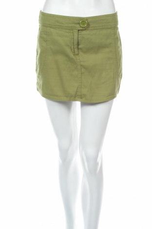 Φούστα H&M, Μέγεθος S, Χρώμα Πράσινο, 100% βαμβάκι, Τιμή 5,75€