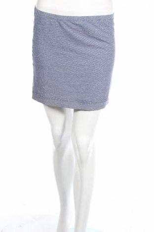 Пола H&M, Размер M, Цвят Син, 95% памук, 5% еластан, Цена 5,40лв.
