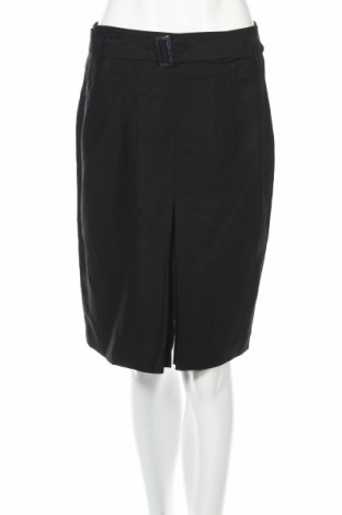 Φούστα Laura Petites, Μέγεθος M, Χρώμα Μαύρο, 58% λινό, 42% βισκόζη, Τιμή 3,91€