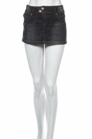 Пола Madonna, Размер L, Цвят Син, 98% памук, 2% еластан, Цена 6,50лв.