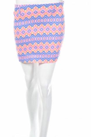 Пола Miss Linda, Размер M, Цвят Многоцветен, 95% памук, 5% еластан, Цена 5,25лв.