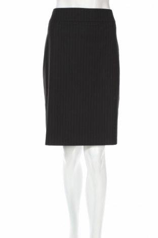 Пола Tahari By Arthur S. Levine, Размер S, Цвят Черен, Полиестер, вискоза, еластан, Цена 9,88лв.