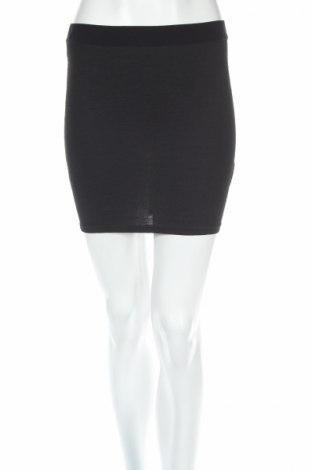 Пола Tally Weijl, Размер M, Цвят Черен, 95% полиестер, 5% еластан, Цена 8,45лв.