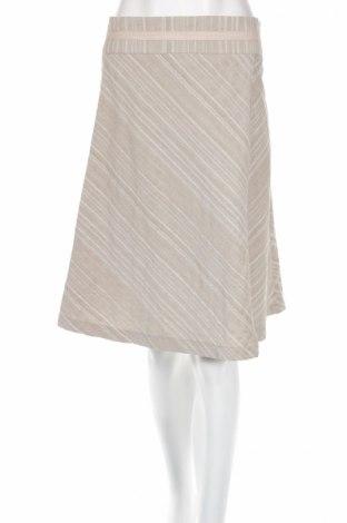 Пола Xanaka, Размер XS, Цвят Бежов, 78% памук, 22% полиамид, Цена 4,50лв.