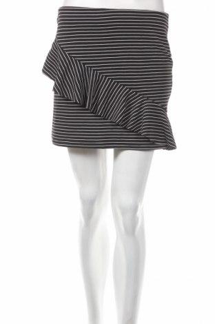 Φούστα Zara Trafaluc, Μέγεθος M, Χρώμα Μαύρο, 98% πολυεστέρας, 2% ελαστάνη, Τιμή 4,90€