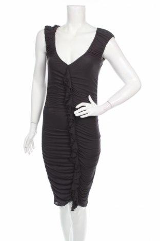 Φόρεμα Expresso, Μέγεθος S, Χρώμα Γκρί, 96% βισκόζη, 4% ελαστάνη, Τιμή 4,02€