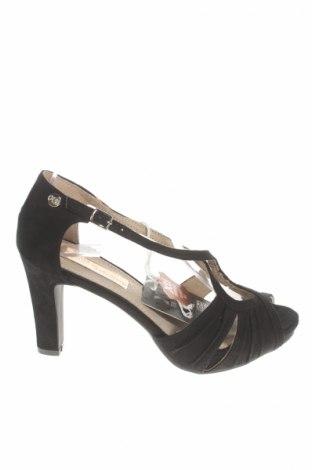 Sandale Xti, Mărime 37, Culoare Negru, Textil, Preț 55,56 Lei