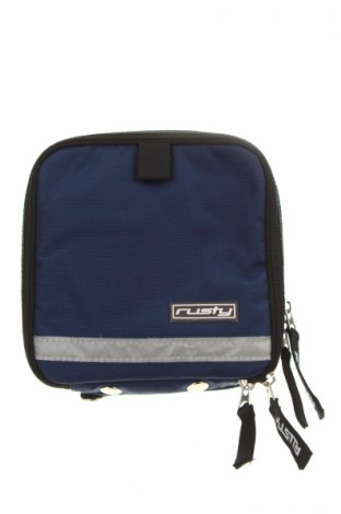 Τσάντα Rusty, Χρώμα Μπλέ, Κλωστοϋφαντουργικά προϊόντα, Τιμή 10,13€