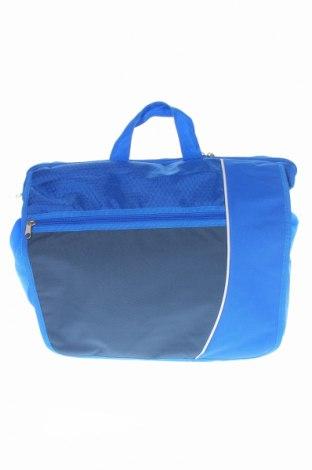 Τσάντα φορητού υπολογιστή, Χρώμα Μπλέ, Κλωστοϋφαντουργικά προϊόντα, Τιμή 13,25€