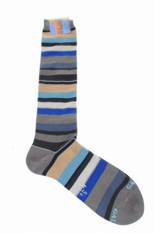 Ponožky Gallo, Rozměr L, Barva Vícebarevné, 80% bavlna, 18% polyamide, 2% elastan, Cena  434,00Kč