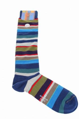 Ponožky Gallo, Rozměr L, Barva Vícebarevné, 77% bavlna, 20% polyamide, 3% elastan, Cena  467,00Kč