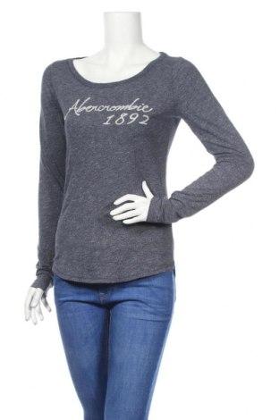 Dámska blúza Abercrombie & Fitch, Veľkosť S, Farba Modrá, 60% bavlna, 40% polyester, Cena  15,62€