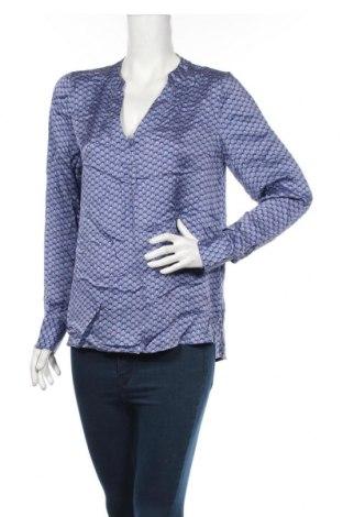 Дамска блуза Dea Kudibal, Размер M, Цвят Лилав, 90% коприна, 10% еластан, Цена 75,81лв.