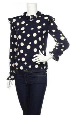 Γυναικεία μπλούζα Mango, Μέγεθος S, Χρώμα Μπλέ, Βισκόζη, Τιμή 17,07€
