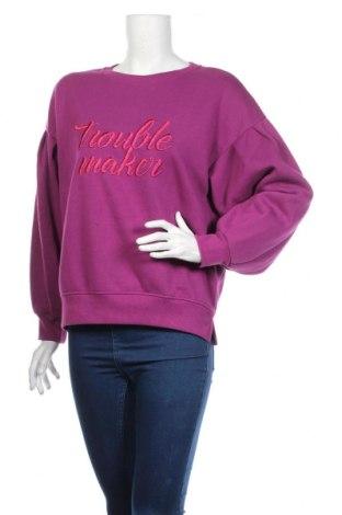 Γυναικεία μπλούζα Mango, Μέγεθος S, Χρώμα Ρόζ , 70% πολυεστέρας, 30% βαμβάκι, Τιμή 14,10€