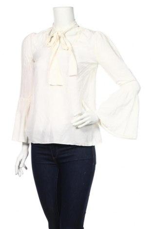 Дамска блуза Michael Kors, Размер S, Цвят Бял, Коприна, Цена 150,22лв.