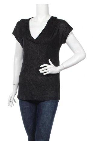 Дамска блуза Moodo, Размер M, Цвят Черен, Цена 7,77лв.