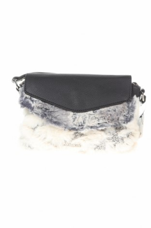 Γυναικεία τσάντα Desigual, Χρώμα Μαύρο, Δερματίνη, κλωστοϋφαντουργικά προϊόντα, Τιμή 32,59€