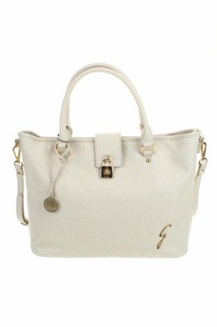 Γυναικεία τσάντα Gattinoni, Χρώμα  Μπέζ, Δερματίνη, Τιμή 54,88€
