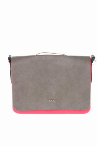 Γυναικεία τσάντα O bag, Χρώμα Ρόζ , Πολυουρεθάνης, δερματίνη, Τιμή 31,18€