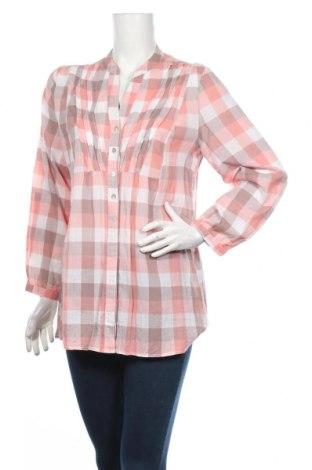 Дамска риза Andre, Размер M, Цвят Многоцветен, Памук, Цена 4,99лв.
