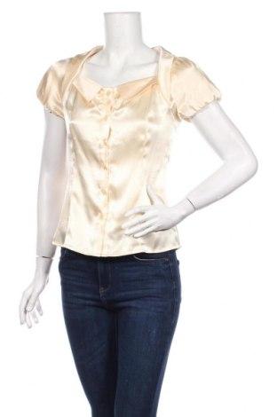Дамска риза Bobo Zander, Размер XS, Цвят Жълт, Полиестер, Цена 7,80лв.