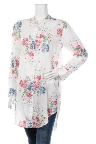 Γυναικείο πουκάμισο Mango, Μέγεθος M, Χρώμα Λευκό, Βαμβάκι, Τιμή 20,79€