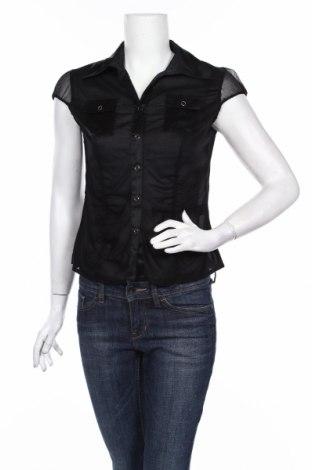 Дамска риза Marc Jacobs, Размер S, Цвят Черен, Цена 44,80лв.