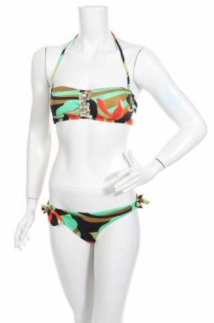 Damski strój kąpielowy Miss Bikini Luxe, Rozmiar M, Kolor Kolorowy, 88% poliamid, 12% elastyna, Cena 66,83zł