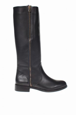 Γυναικείες μπότες Richmond, Μέγεθος 37, Χρώμα Μαύρο, Γνήσιο δέρμα, Τιμή 198,70€