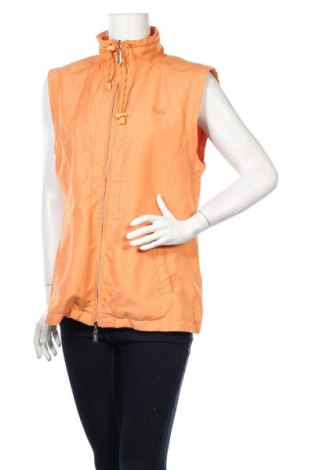 Дамски елек Women Wear, Размер M, Цвят Оранжев, Полиестер, Цена 5,45лв.