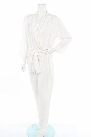 Γυναικεία σαλοπέτα Boohoo, Μέγεθος XL, Χρώμα Λευκό, Τιμή 15,59€