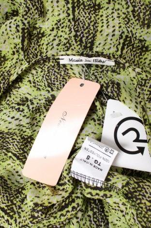 Γυναικεία σαλοπέτα Made In Italy, Μέγεθος S, Χρώμα Πράσινο, Πολυεστέρας, Τιμή 3,71€