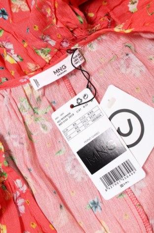 Дамски гащеризон Mango, Размер XS, Цвят Многоцветен, Вискоза, Цена 6,82лв.