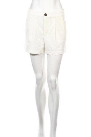 Γυναικείο κοντό παντελόνι Jacqueline De Yong, Μέγεθος S, Χρώμα Λευκό, Τιμή 6,70€