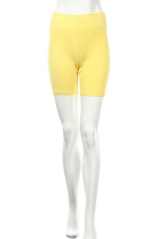 Colant de femei Noisy May, Mărime M, Culoare Galben, 94% bumbac, 6% elastan, Preț 53,42 Lei
