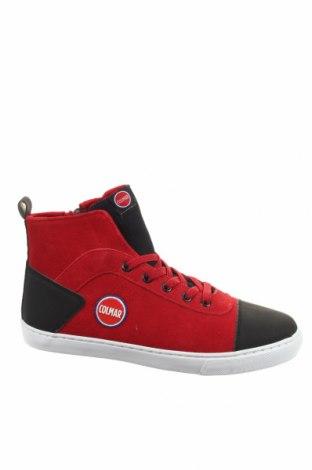 Дамски обувки Colmar Originals, Размер 39, Цвят Червен, Естествен велур, естествена кожа, Цена 220,35лв.