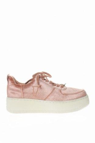 Γυναικεία παπούτσια Windsor Smith, Μέγεθος 40, Χρώμα Ρόζ , Κλωστοϋφαντουργικά προϊόντα, Τιμή 14,84€