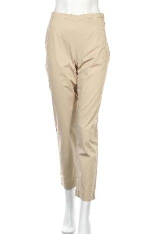 Дамски панталон, Размер S, Цвят Бежов, Памук, Цена 11,04лв.
