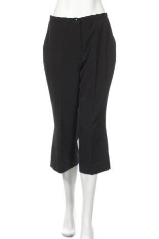 Дамски панталон, Размер M, Цвят Черен, 95% полиестер, 5% еластан, Цена 8,14лв.