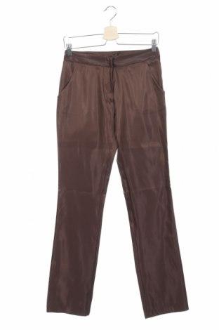 Дамски панталон Adele Fado, Размер S, Цвят Кафяв, 72% полиестер, 28% полиамид, Цена 7,20лв.