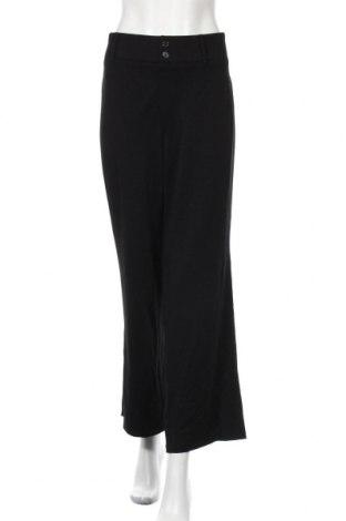 Γυναικείο παντελόνι Alyx, Μέγεθος XL, Χρώμα Μαύρο, 63% βισκόζη, 32% πολυαμίδη, 5% ελαστάνη, Τιμή 15,43€